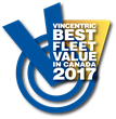 Vincentric Announces 2017 Best Fleet Value in Canada Awards; Ford Motor Company Tops the Lineup