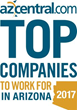 100 Winners and Spotlight Award Recipients Announced for the 2017 azcentral.com's 'Top Companies to Work for in Arizona' Program