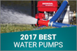 Water Pumps Direct Reveals Best Water Pumps of 2017