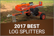 Introducing the Best Log Splitters of 2017