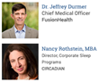Sleep Experts Dr. Jeffrey Durmer and Nancy Rothstein Join Forces to Address the True Cost of Poor Sleep for Employers