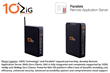 10ZiG Technology® and Parallels® Expand Partnership, Develop Remote Application Server (RAS) Zero Clients