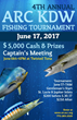 Venture Construction Group of Florida Sponsors ARC Fishing Tournament