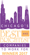 Automated Business Designs Named One of Chicago's Best and Brightest Companies to Work For® in 2017