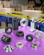 Stafford's New Shaft Collars, Couplings and Mounts are Engineered to Conveyor System Requirements