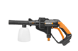 New WORX Hydroshot Portable Power Cleaner Adds Five Performance-minded Accessories