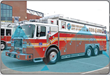 Rosco's New Safe-T-Scope 360° Provides an Aerial Surround View to Eliminate Blind Zones Around Emergency Vehicles