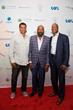 Reggie Theus, Coach Mike Woodson and Byron Scott walk the red carpet at The Coach Woodson Las Vegas Invitational