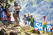 Monster Energy's Danny Hart Takes Third Place at the  MTB Downhill World Cup in Switzerland