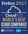 Freshworks is named to Second Annual Forbes 2017 Cloud 100 List