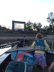 Boat-In-Movie-Night
