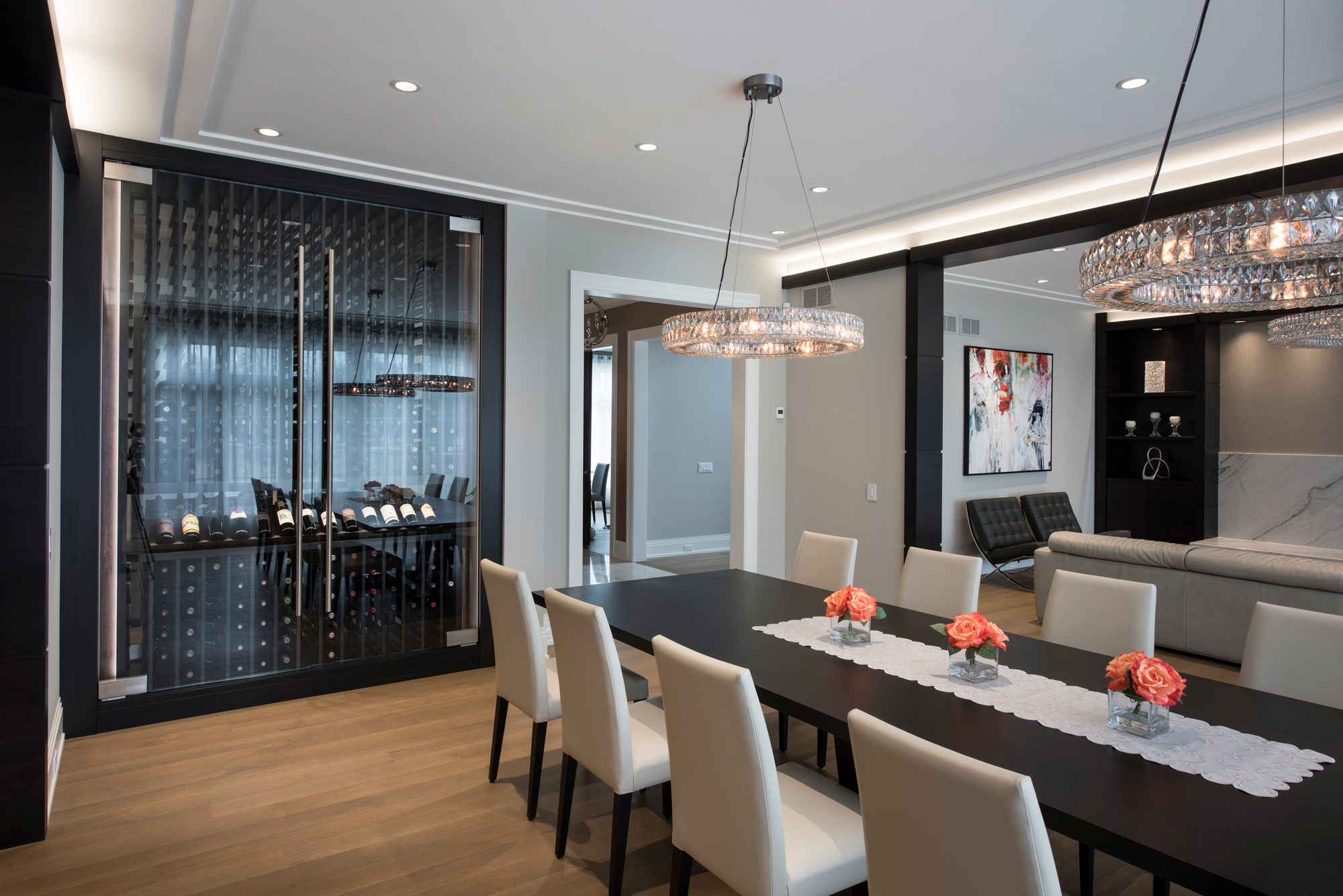 Glenview Haus Notes Custom Wine Cabinets As A Growing