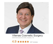 Houston Cosmetic Surgeon, Paul Vitenas, MD, FACS, Reaches Career Milestone With More Than 200 Google Reviews