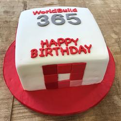 WorldBuild365_cake