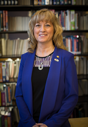 Dr. Deb Carlson will become the next president and CEO of Nebraska Methodist College on Aug. 1, 2017.