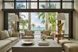 Villa Living Room, Four Seasons Private Residences Anguilla