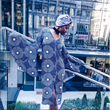Chicnicity, Nola Bell Sleeve Midi Dress
