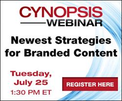 Cynopsis Branded Content Webinar