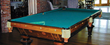 19th C. J. E. Came Victorian Pool Table