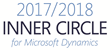 SBS Group Achieves the 2017/2018 Inner Circle for Microsoft Dynamics