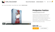 ProQuotes Fashion was released by Pixel Film Studios for FCPX