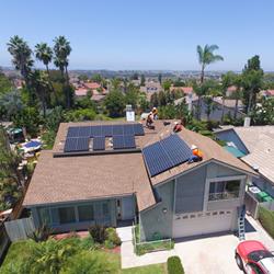 Baker Electric Solar - TERI Inc. Solar System
