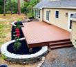 Premier Outdoor Living, LLC, Chooses the CAMO® Edge Fastening System as the Key to Success for Upscale Deck Design