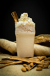 Horchata Frappe from Three Brothers Bakery.