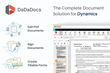 Microsoft Dynamics 365 Users Can Now Edit PDFs, Build Forms, and Sign Documents with DaDaDocs from PDFfiller