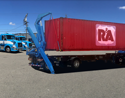 Container Lifting and Moving Services Bay Area