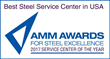 American Metal Market (AMM) Names Klein Steel Best Steel Service Center In The USA