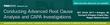 FDAnews Announces: Conducting Advanced Root Cause Analysis CAPA Investigations, Oct. 23-24, 2017, Arlington, VA
