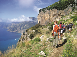 Gorgeous Hiking Along Italy's Amalfi Coast on a Backroads Tour
