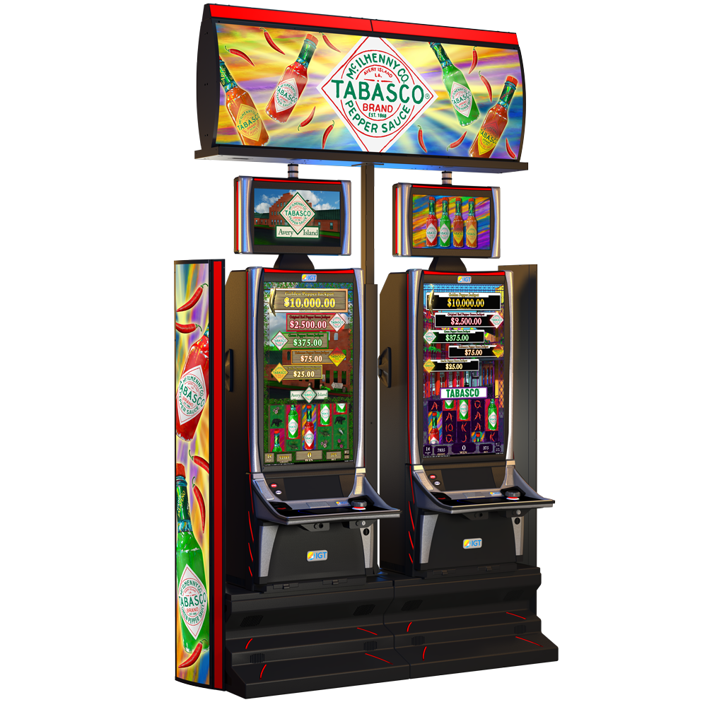 casino slots manufacturers store