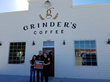 Crimson Cup Welcomes Grinder's Coffee in Bennington, Nebraska