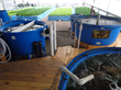 Clear Flow Aquaponic Systems® at the Nelson and Pade, Inc.® demonstration greenhouse in Montello, Wisconsin.