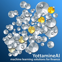 YottamineAI machine learning solutions help financial institute uncover hidden pattern from chaos in data to generate higher ROI