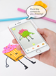 "Creative New App ""Wonder Painter"" Uses Patented AR Technologies to Turn Drawings, Paintings, Sketches & More into Fun Animations"