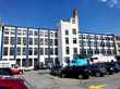 Three industrial units ranging in size from 2,793 RSF to 8,592 RSF are available for lease in this classic, loft-style building located in the Carpet Mills Arts District of Yonkers.