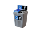 CleanRiver to Launch Flex E™ Bin, a New Cost-Effective Indoor Recycling Station