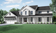 Wayne Homes Introduces New Two-Story Floorplan, the Columbia