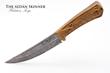 The Aedan Skinner Halstein Forge Damascus Steel