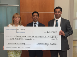 Enterprise Holdings Foundation grant to VNA of Somerset Hills
