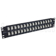 L-com Debuts New Line of Space-Saving Mini-Coupler Patch Panels