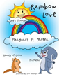 Author Margaret M. Peiffer Offers Readers 'Rainbow Love'