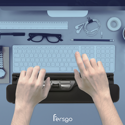 Let Fersgo ergonomic roller bar mouse save your pain!