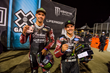 Monster Energy's Jared Mees Takes Silver, and Brad Baker Takes Bronze in Flat Track at X Games Minneapolis 2017