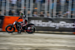 Monster Energy's Brad Baker Takes Bronze in Flat Track at X Games Minneapolis 2017