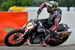 Monster Energy's Jared Mees Took Silver in Flat Track at X Games Minneapolis 2017