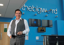 Larry Gould CEO thebigword